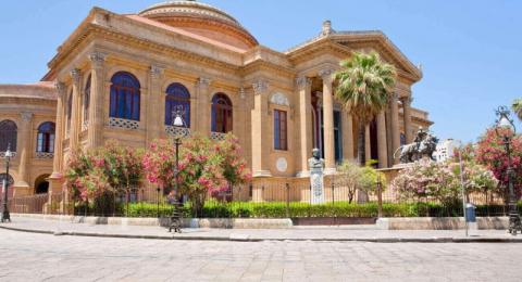 Palermo capitale italiana della cultura del 2018